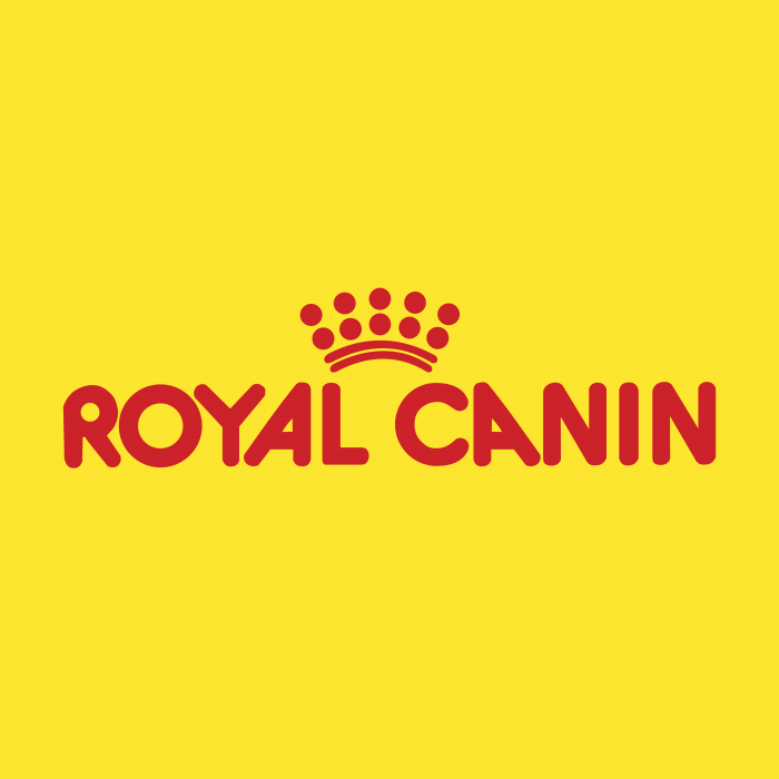 Royal Canin logo yellow