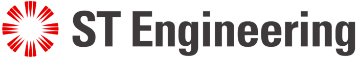ST Engineering logo (Singapore Technologies Engineering)