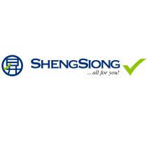 Sheng Siong logo, logotype