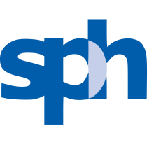 Singapore Press Holdings logo (SPH)
