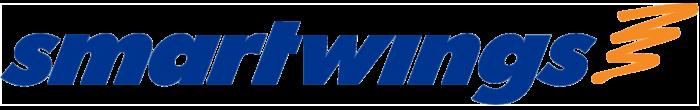 SmartWings logo, logotipo (Smart Wings)