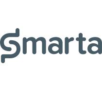 Smarta logo, wordmark