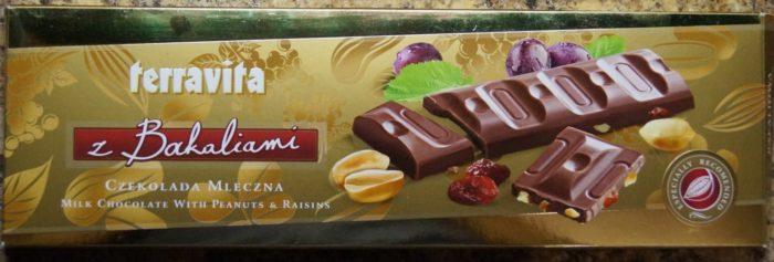 Terravita chocolate photo, image