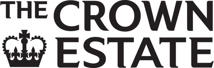 The Crown Estate logo, black