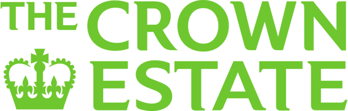 The Crown Estate logo, green