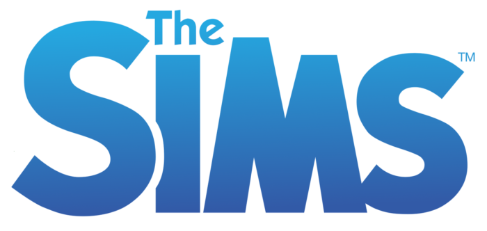 The Sims logo, logotype