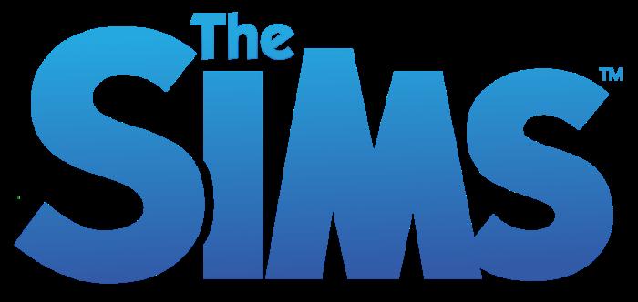The Sims logo, logotype
