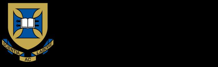 The University Of Queensland logo, logotype
