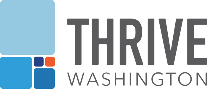 Thrive Washington logo