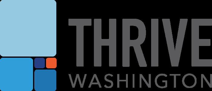 Thrive Washington logo