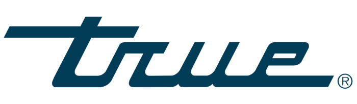 True Manufacturing logo, logotype