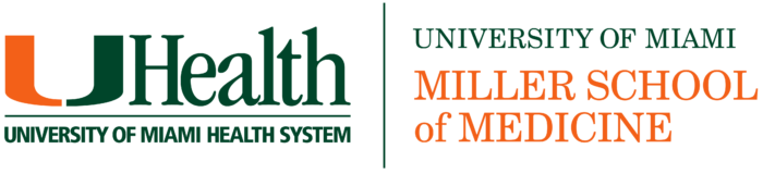 UHealth and Miller School of Medicine logo