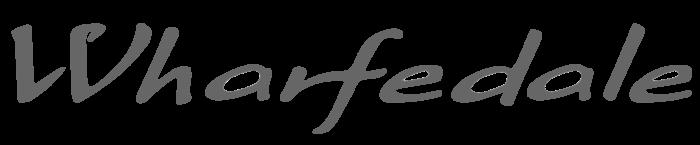 Wharfedale logo, gray