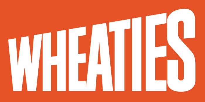 Wheaties logo, image
