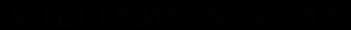 Williams-Sonoma logo, wordmark