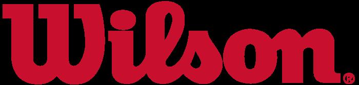 Wilson logo, wordmark
