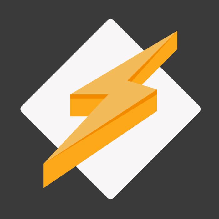 Winamp logo, icon