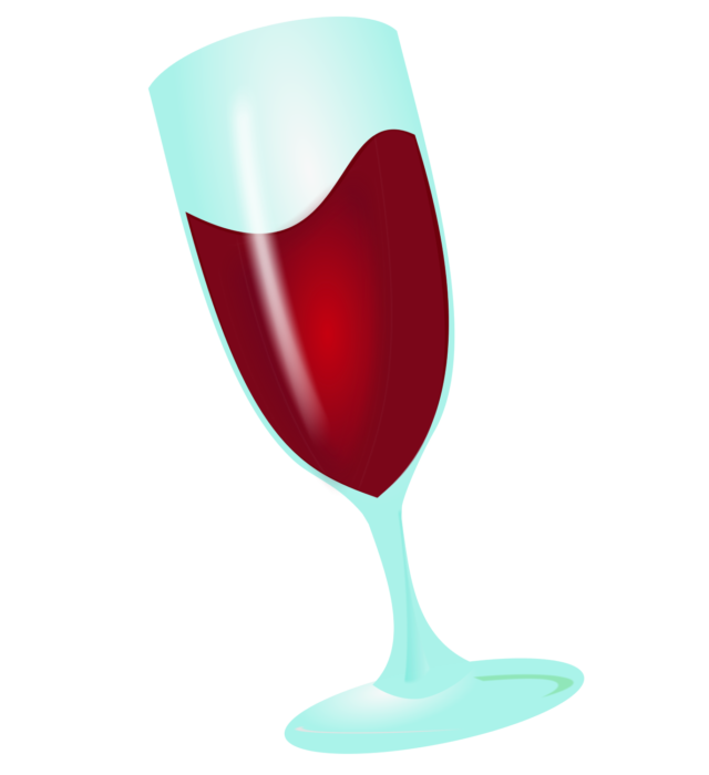 Wine logo (WineHQ)
