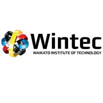 Wintec logo, logotipo