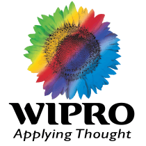 Wipro logo, logotipo