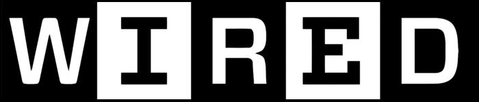 Wired logo, logotipo