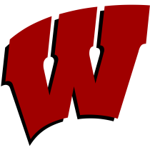 Wisconsin Badgers logo, logotype (Wisconsin Athletics)