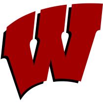Wisconsin Badgers logo, logotype (Wisconsin Athletics)