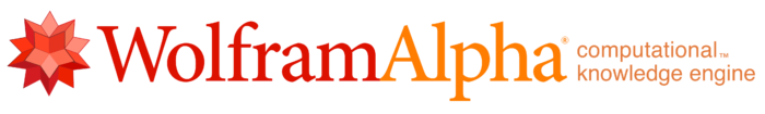 WolframAlpha logo (Wolfram Alpha)