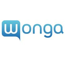 Wonga logo, logotype