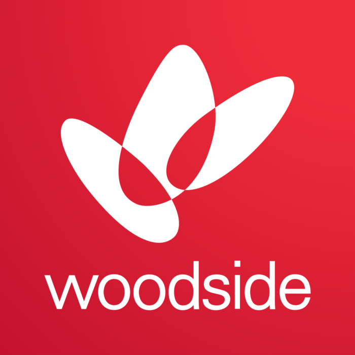 Woodside logo, logotipo