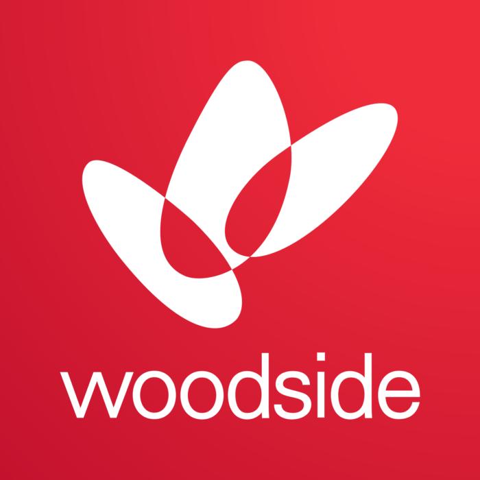 Woodside logo, logotipo