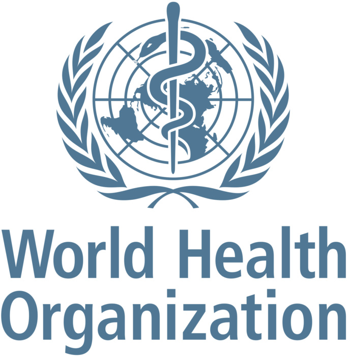 World Health Organization logo (WHO)