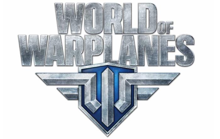 World of Warplanes logo, logotype
