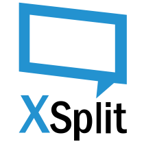 XSplit logo, logotype