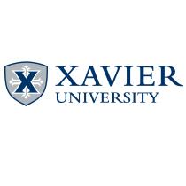 Xavier University logo, crest, logotype