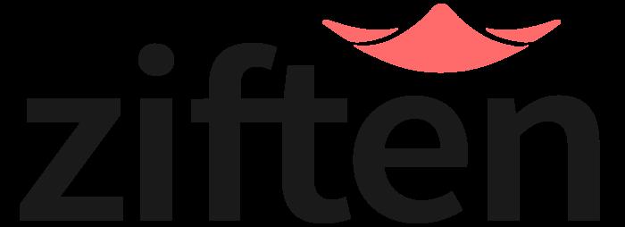 Ziften logo, logotipo