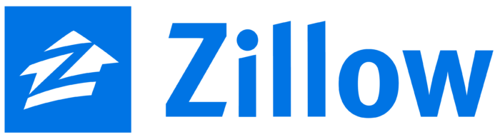 Zillow logo, wordmark