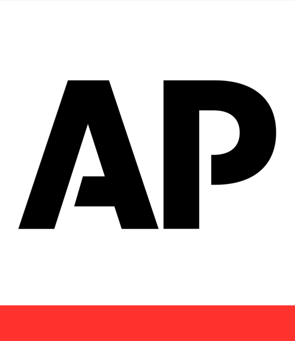 AP, Associated Press logo, logotype