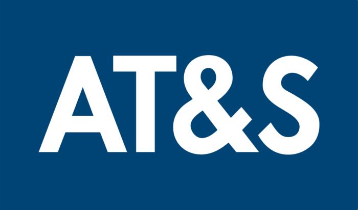 AT&S logo, logotype