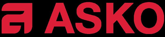 Asko logo, wordmark