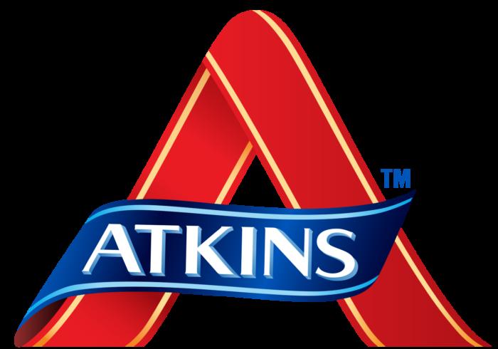Atkins logo, logotype
