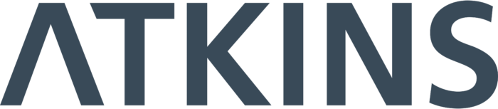Atkins logo, wordmark