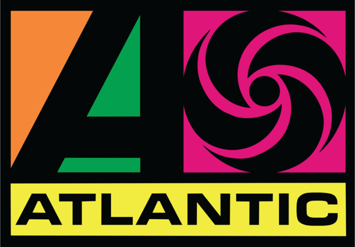 Atlantic Records logo, logotype