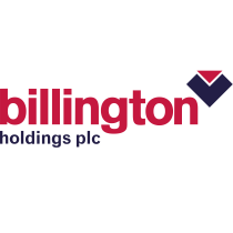 Billington Holdings PLC logo