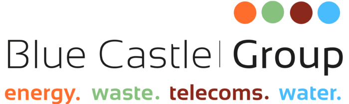 Blue Castle Group Waste Management logo