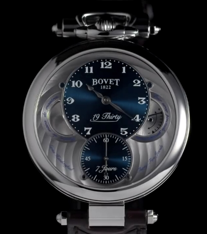 Bovet 1822 watch photo