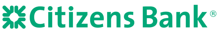 Citizens Bank logo, wordmark