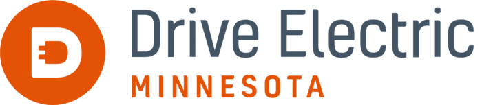 Drive Electric Minnesota logo