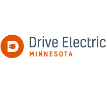 Drive Electric Minnesota logo