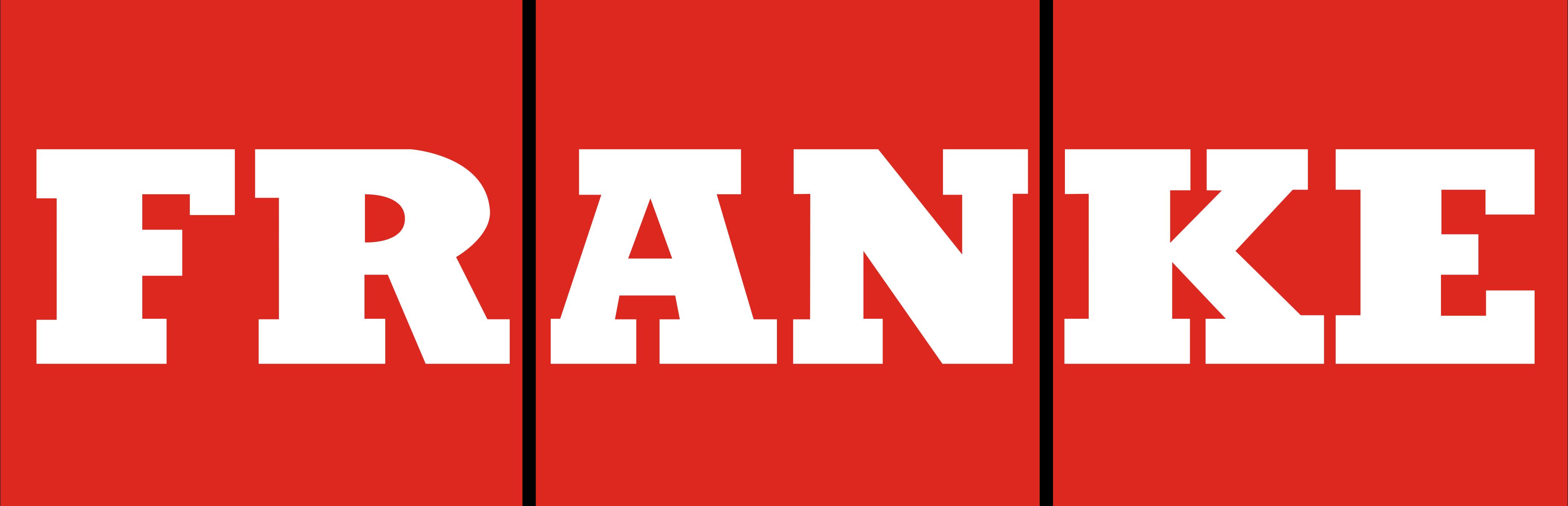 Imagini pentru FRANKE logo